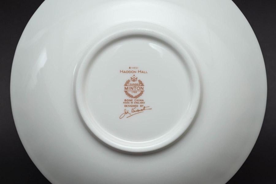 ミントン ハドンホール ティーカップ&ソーサー