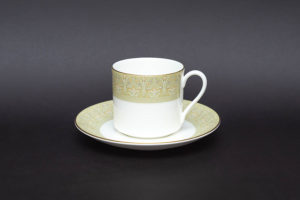 ロイヤル・ドルトン ソネット コーヒーカップ&ソーサー