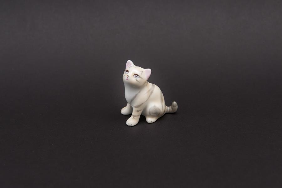 ヘレンド フィギュリン 仔猫