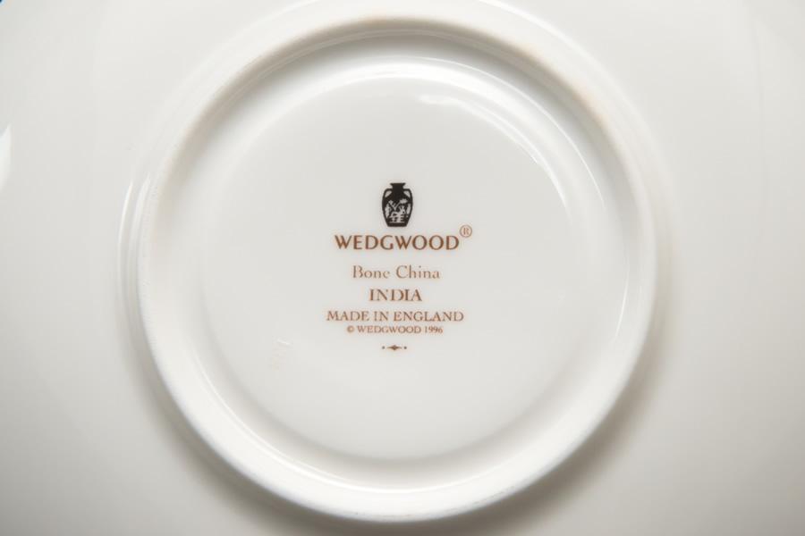 ウェッジウッド インディア ティーカップ&ソーサー(リー)