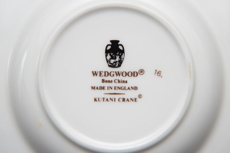 ウェッジウッド クタニクレーン アッシュトレイ