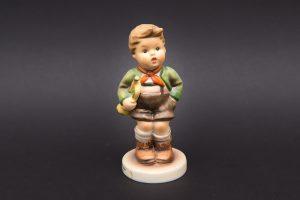 フンメル人形 『Trummpet Boy(トランペット少年)』