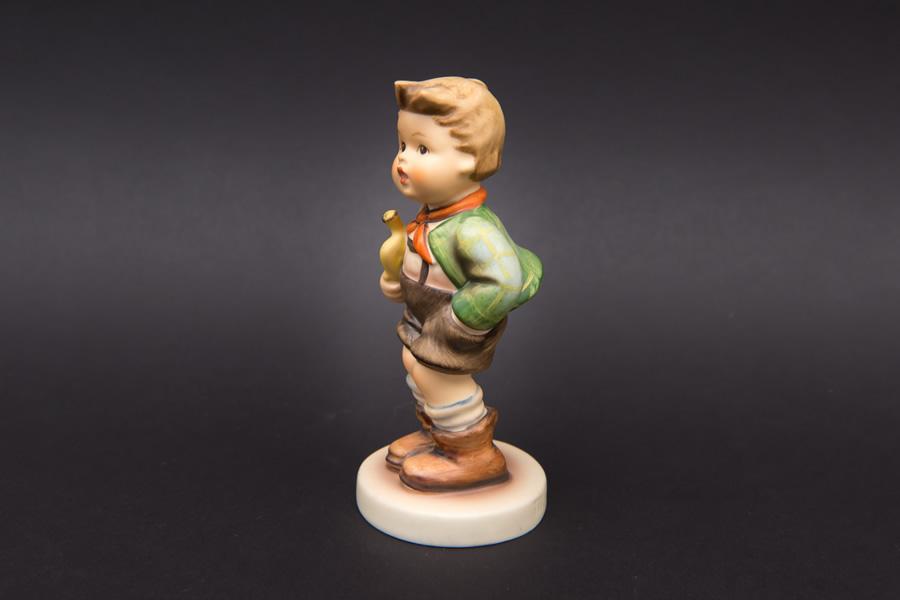 ゲーベル フンメル人形 『Trummpet Boy(トランペット少年)』