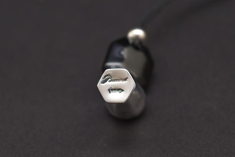 バカラ B-MINE アルクール 携帯ストラップ(黒)