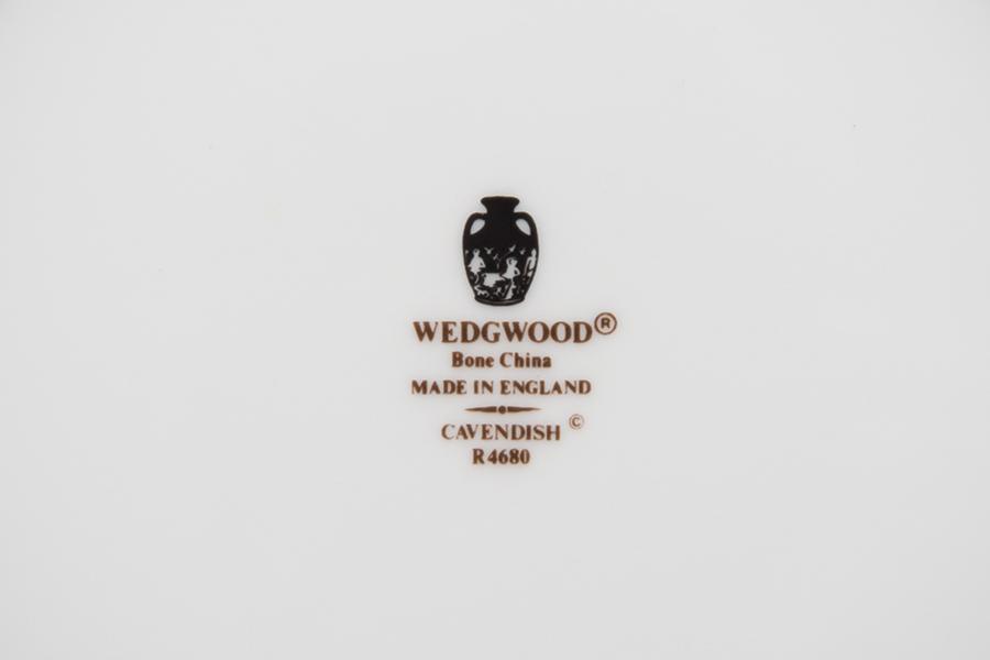ウェッジウッド キャベンディッシュ 23cmプレート