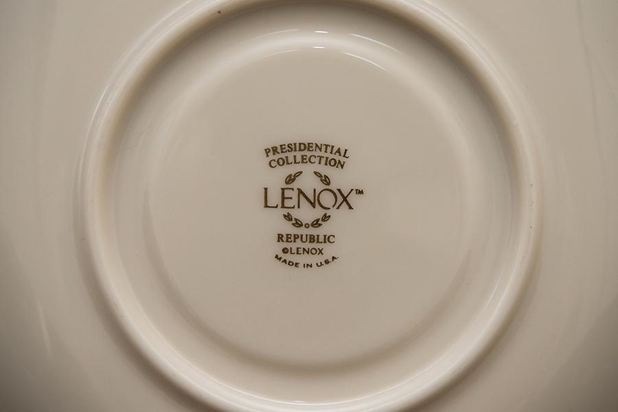 レノックス プレジデンシャルコレクション カップ&ソーサー(リパブリック)