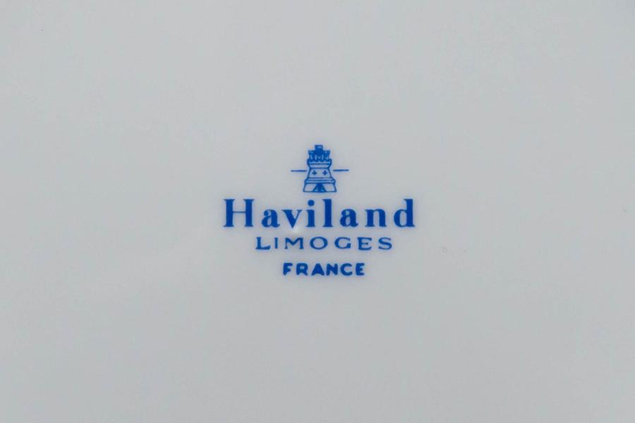 アビランド ヴューパリヴェール 16cmプレート