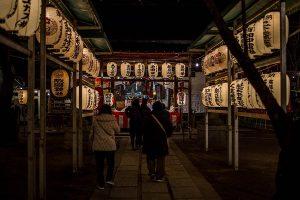 敷島神社に初詣、おみくじと金の招き猫