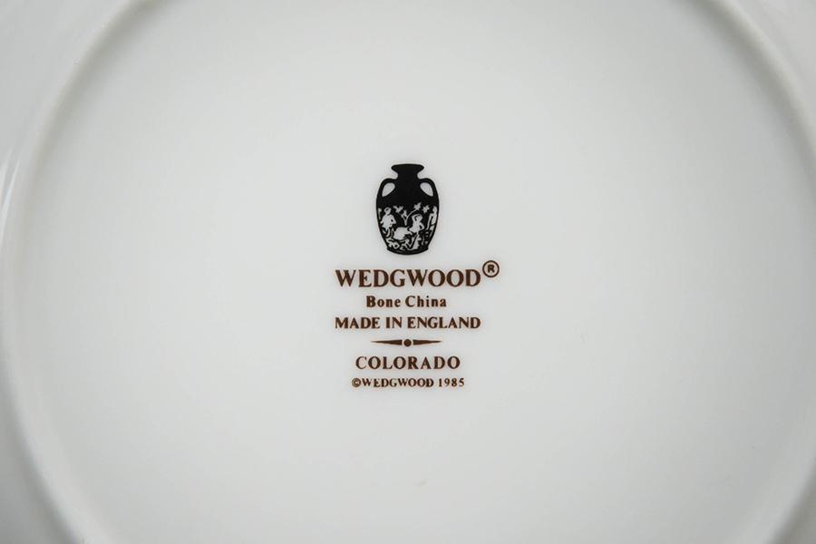 ウェッジウッド コロラド 17cmプレート