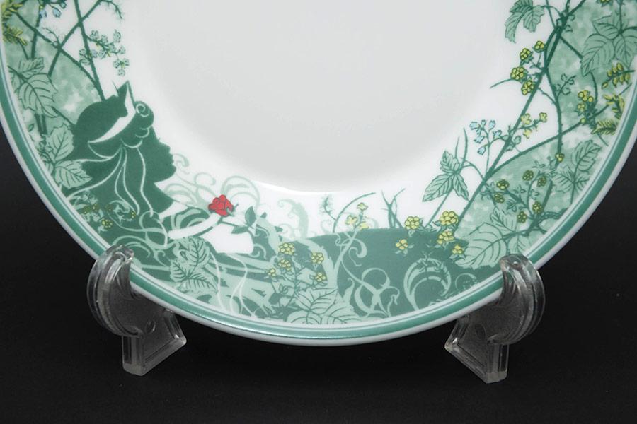 ウェッジウッド ディズニー・プリンセス(オーロラ姫) ティーカップ&ソーサー