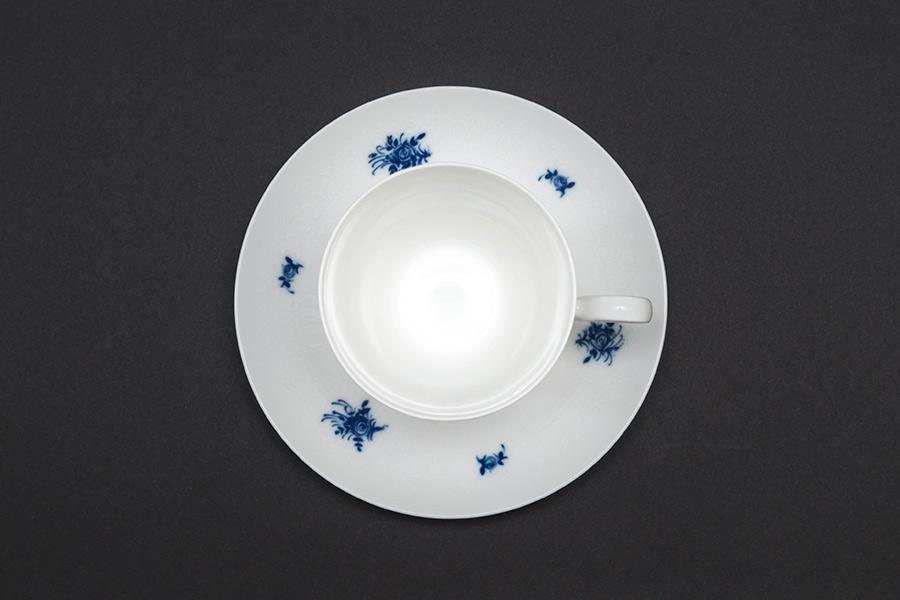 ローゼンタール クラシックローズ コーヒーカップ&ソーサー