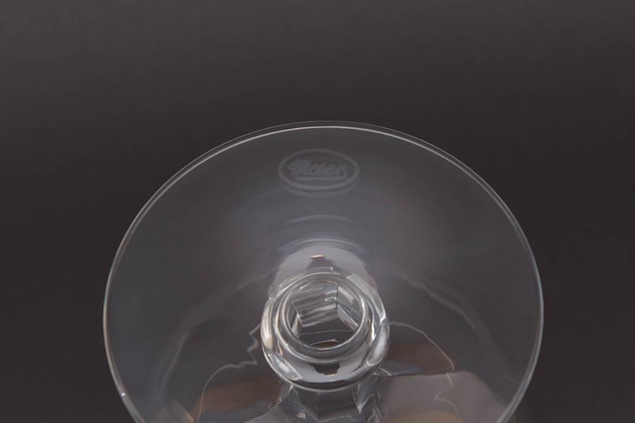モーゼル レディーハミルトン コニャックグラス