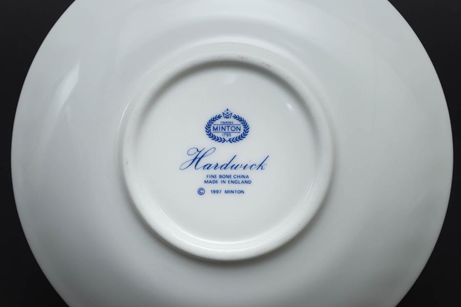 ミントン ハードウィック ティーカップ&ソーサー