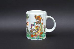 キリンビアマグコレクション(1984年)ローゼンタール(コメディ・デル・アルテ)