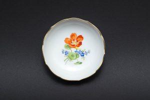 マイセン ベーシックフラワー(二つ花) ミニプレート