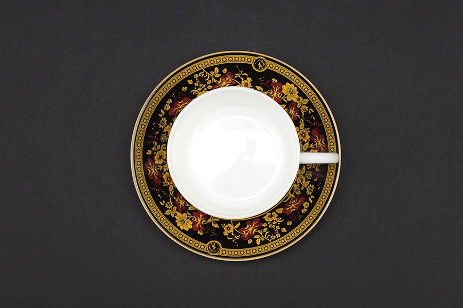 ウェッジウッド ディズニー・プリンセス(ジャスミン) ティーカップ&ソーサー