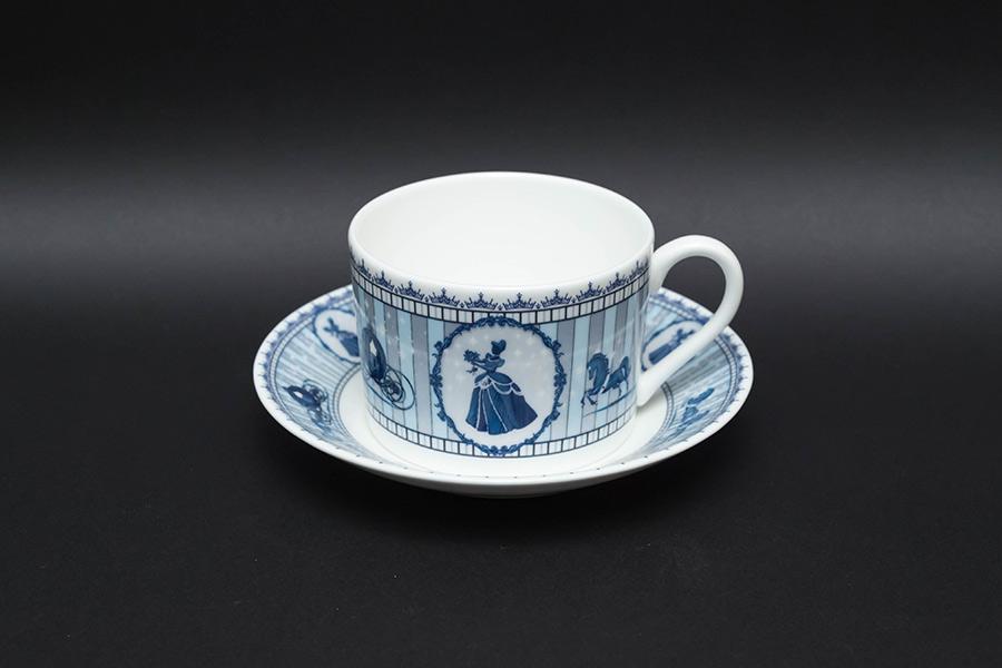 ウェッジウッド ディズニー・プリンセス(シンデレラ) ティーカップ&ソーサー