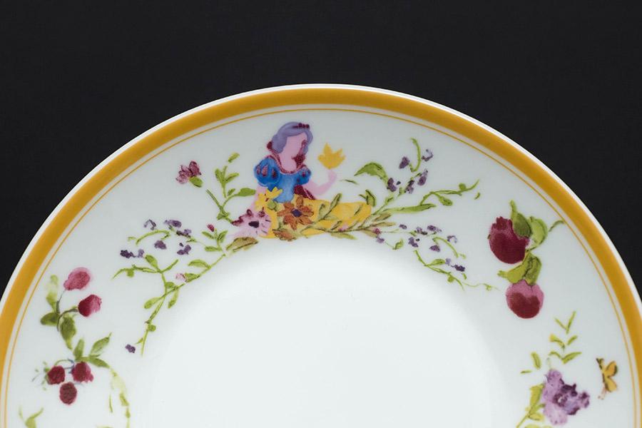 ウェッジウッド ディズニー・プリンセス(白雪姫) ティーカップ&ソーサー
