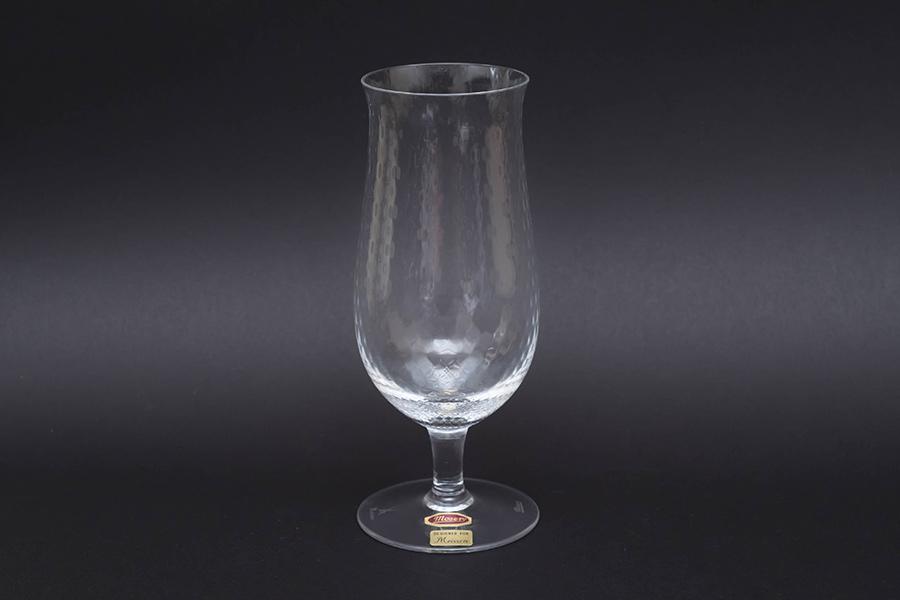 マイセン × モーゼル 波の戯れ ビアグラス