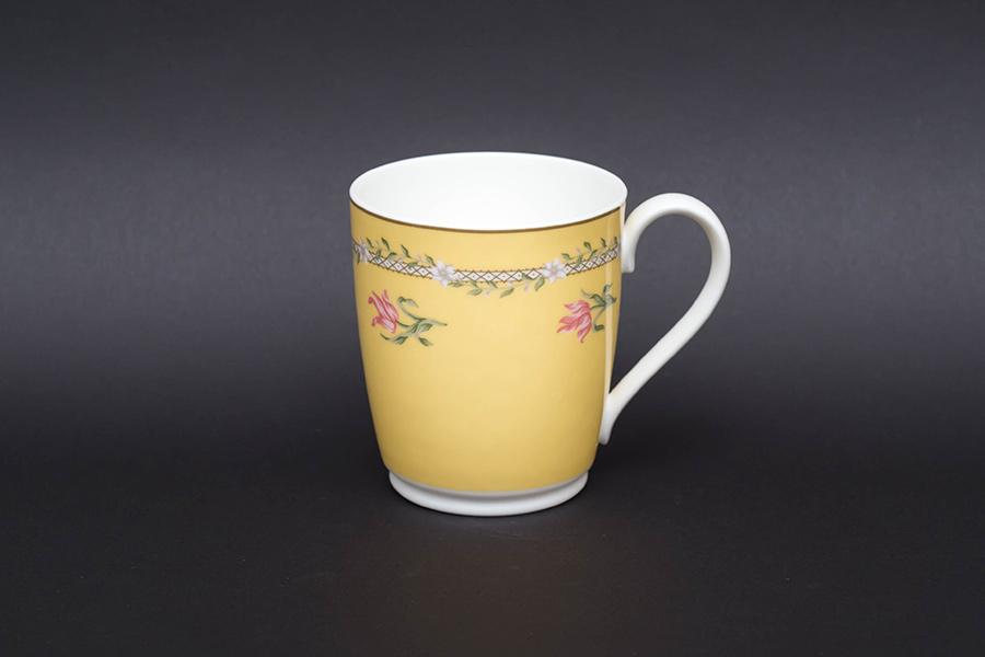 ティファニー ピンクチューリップ マグカップ