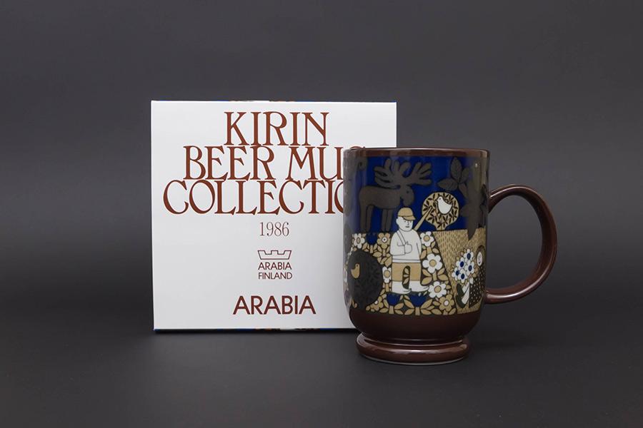 キリンビアマグコレクション(1986年)アラビア(カレワラ)