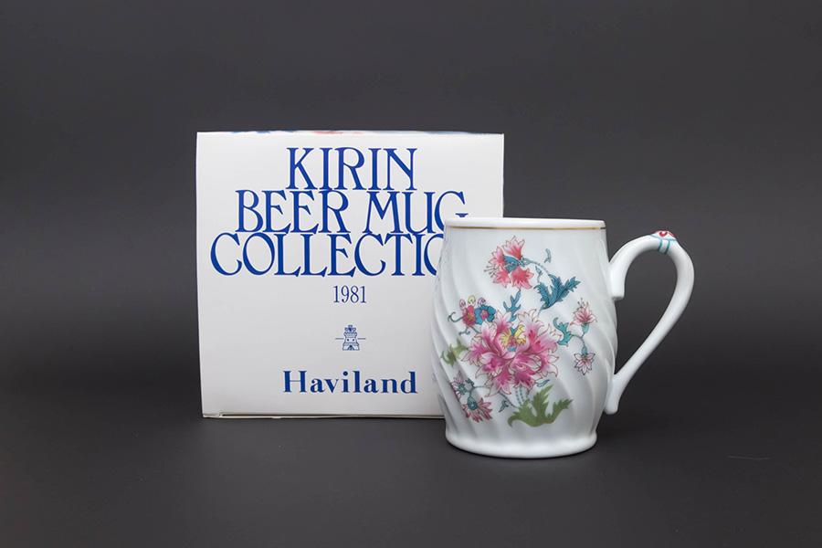 キリンビアマグコレクション(1981年)アビランド(ピボワンヌ)