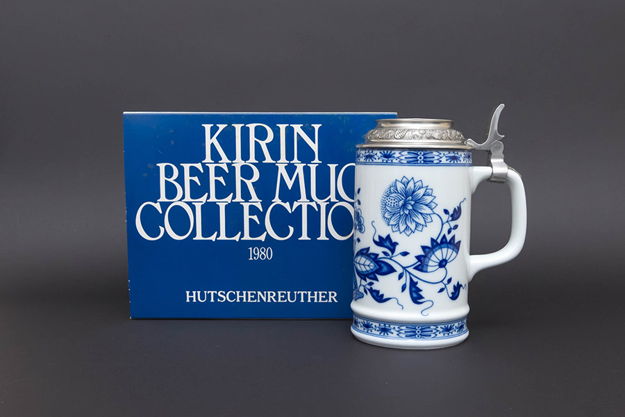 キリンビアマグコレクション(1980年)フッチェンロイター(ブルーオニオン)