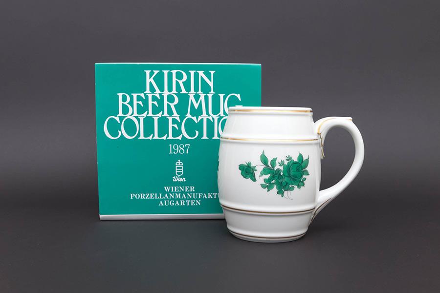 キリンビアマグコレクション(1987年)アウガルテン(マリアテレジア)