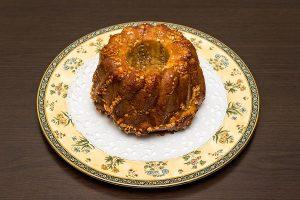 パン・デ・シュクレ・アマンドを作ってみた