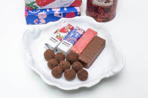 チョコレート&ミルフィーユ&チョコレート