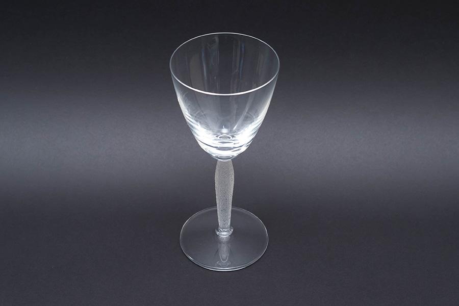 ラリック ルーブル ワイングラス(ペア)
