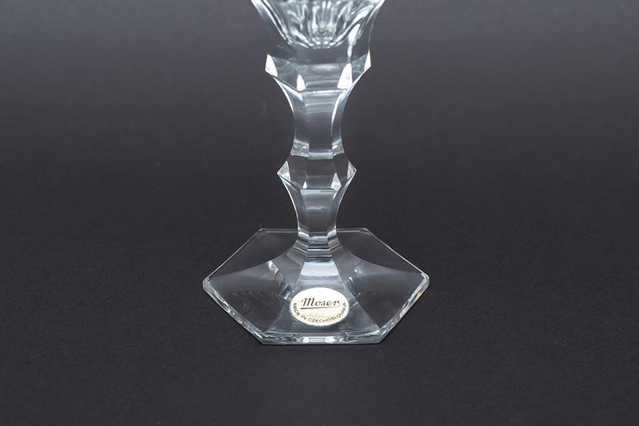 モーゼル ディプロマット 白ワイングラス