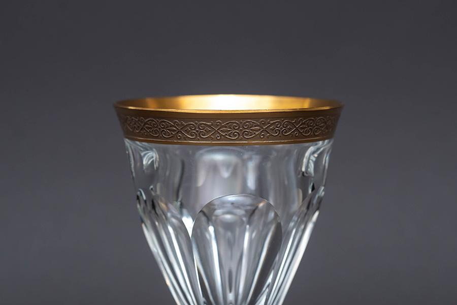 モーゼル アデルメリコフ(ゴールド) 白ワイングラス