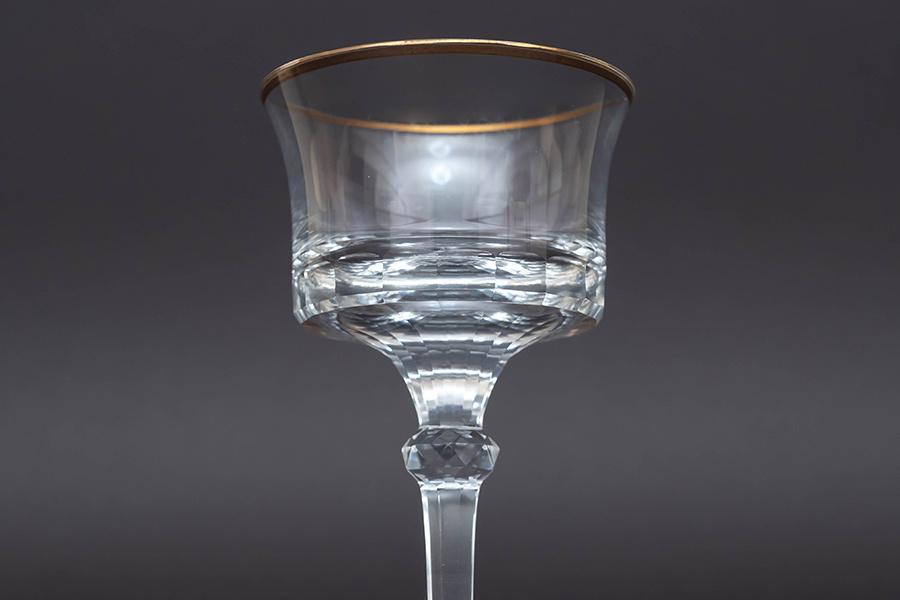 モーゼル ナポレオン クリスタルグラス