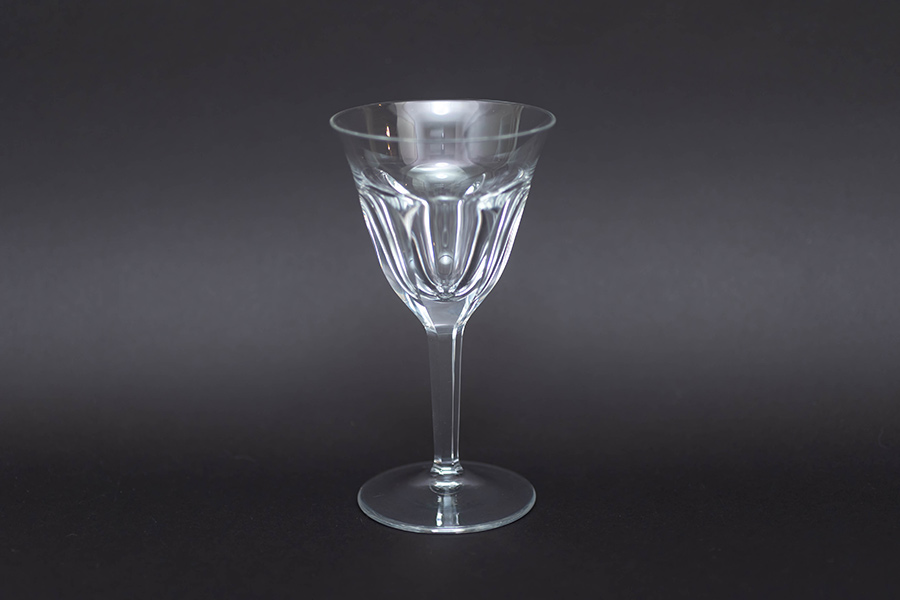 モーゼル クロムウェル 白ワイングラス