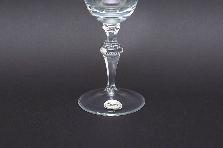 モーゼル モーツアルト 白ワイングラス