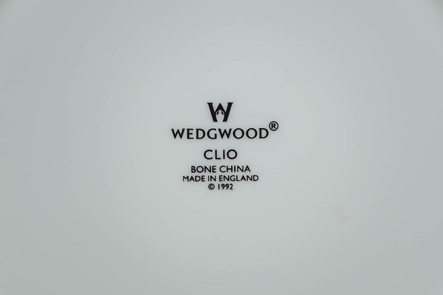 ウェッジウッド クリオ(ライン) 20cmプレート