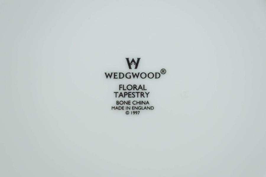 ウェッジウッド フローラルタペストリー 20cmプレート