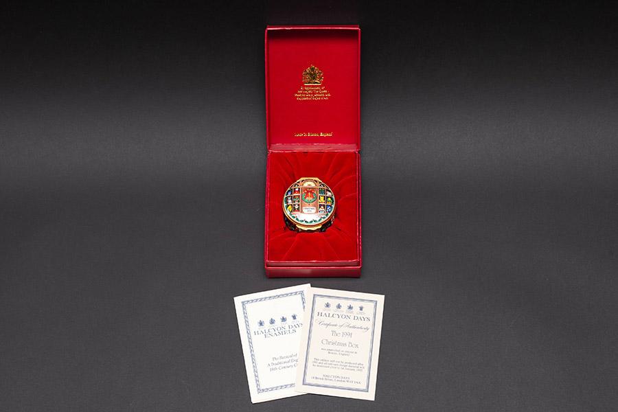 ハルシオン・デイズ クリスマスボックス(1991年)