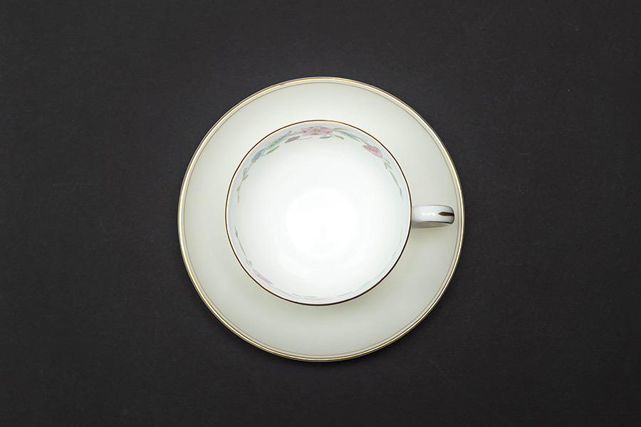 ミントン ダイヤモンドハドンホール ティーカップ&ソーサー