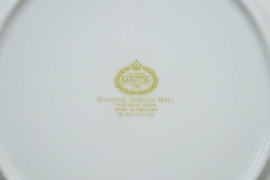 ミントン ダイヤモンドハドンホール 16cmプレート