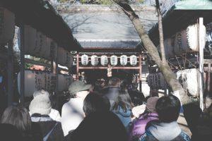 敷島神社に初詣(2019年)