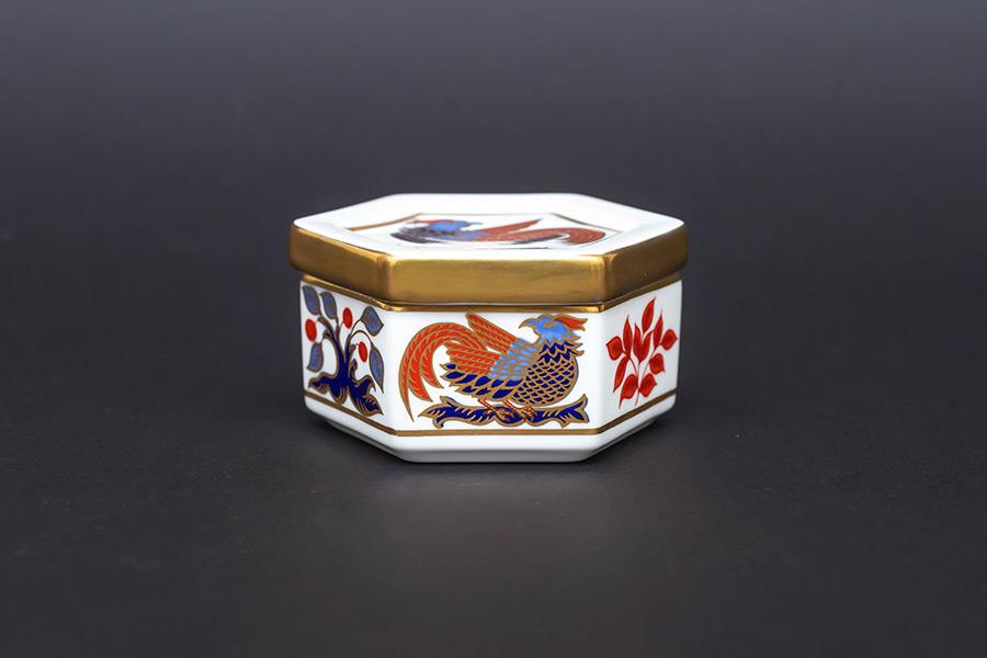 ロイヤル・クラウン・ダービー イマリ(A.1299) コレクターズボックス