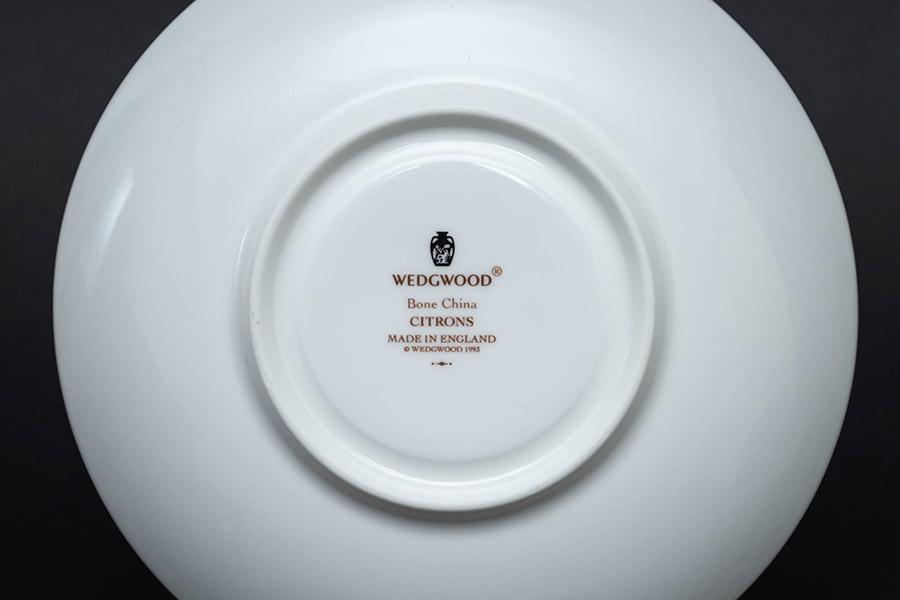 ウェッジウッド シトロン ティーカップ&ソーサー(リー)