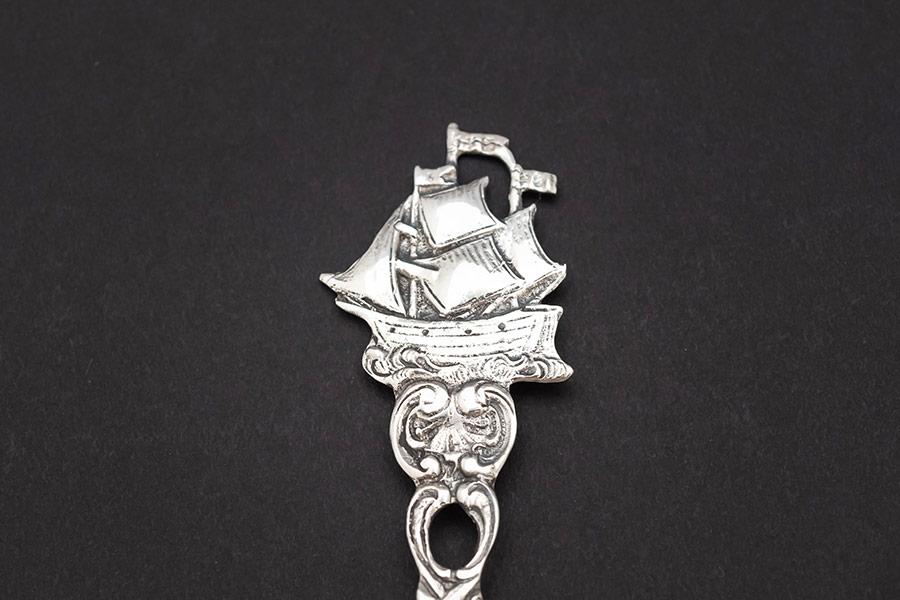 クリストフ・ウィドマン 帆船型キャディースプーン