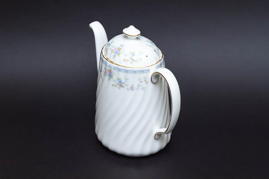 ミントン クリブデン コーヒーポット
