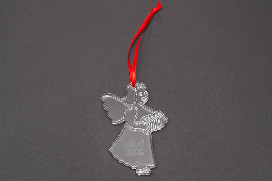 バカラ クリスマスオーナメント(2005年)