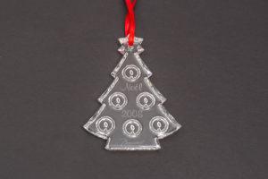 バカラ クリスマスオーナメント(2008年)