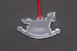 バカラ クリスマスオーナメント(2009年)