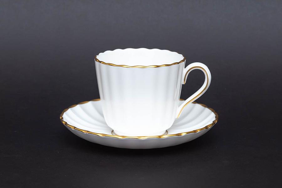スポード ミダス コーヒーカップ&ソーサー